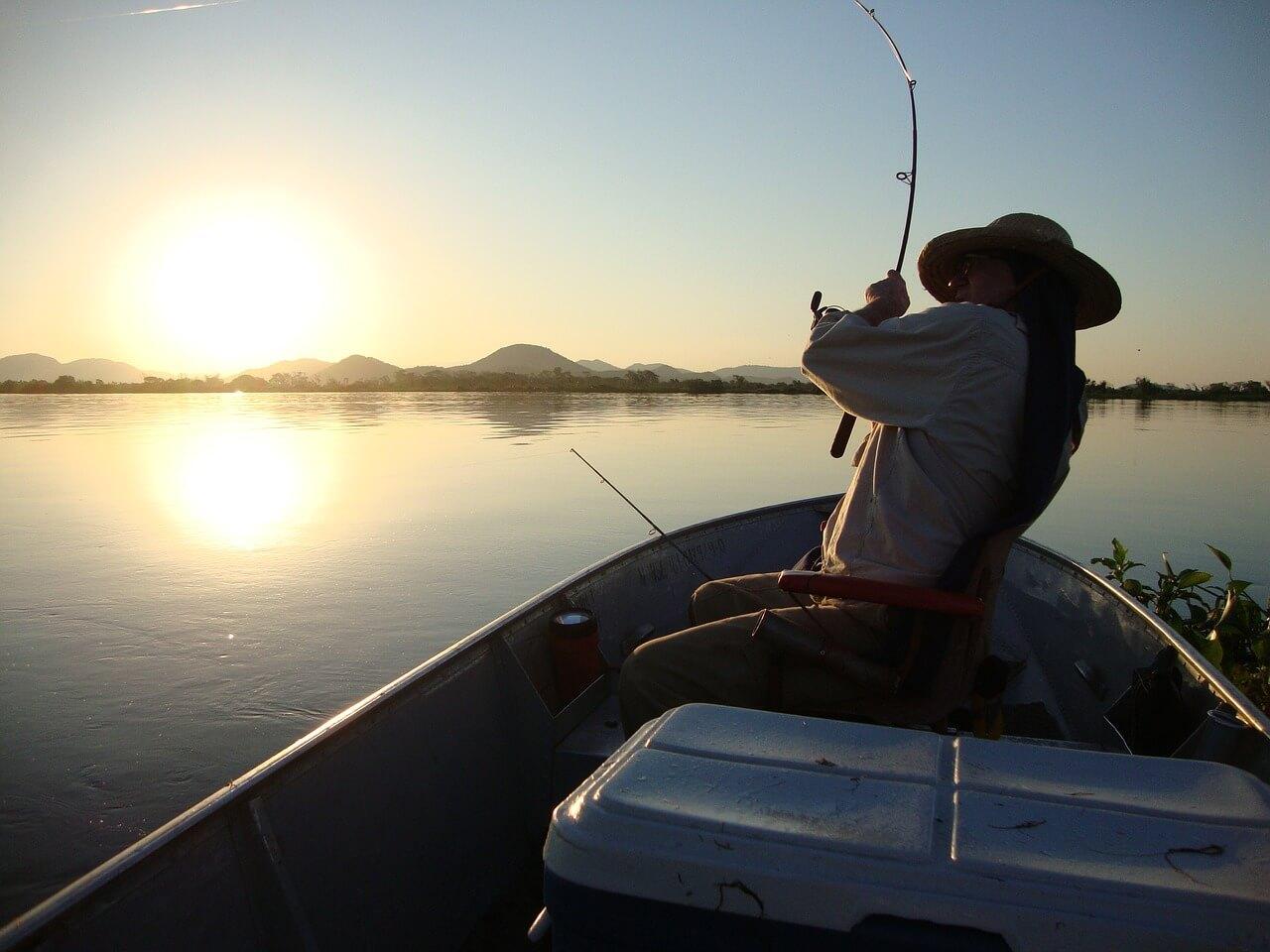 lugares para pescar - Pantanal