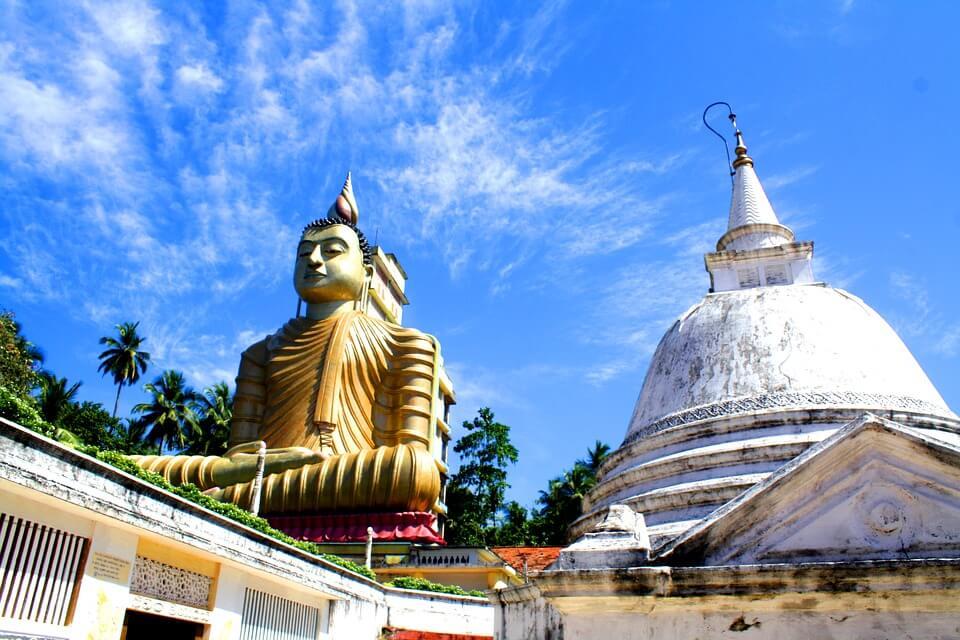 melhores destinos para 2019 - Sri Lanka