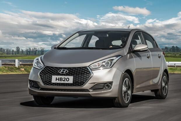 hb20 carros mais vendidos