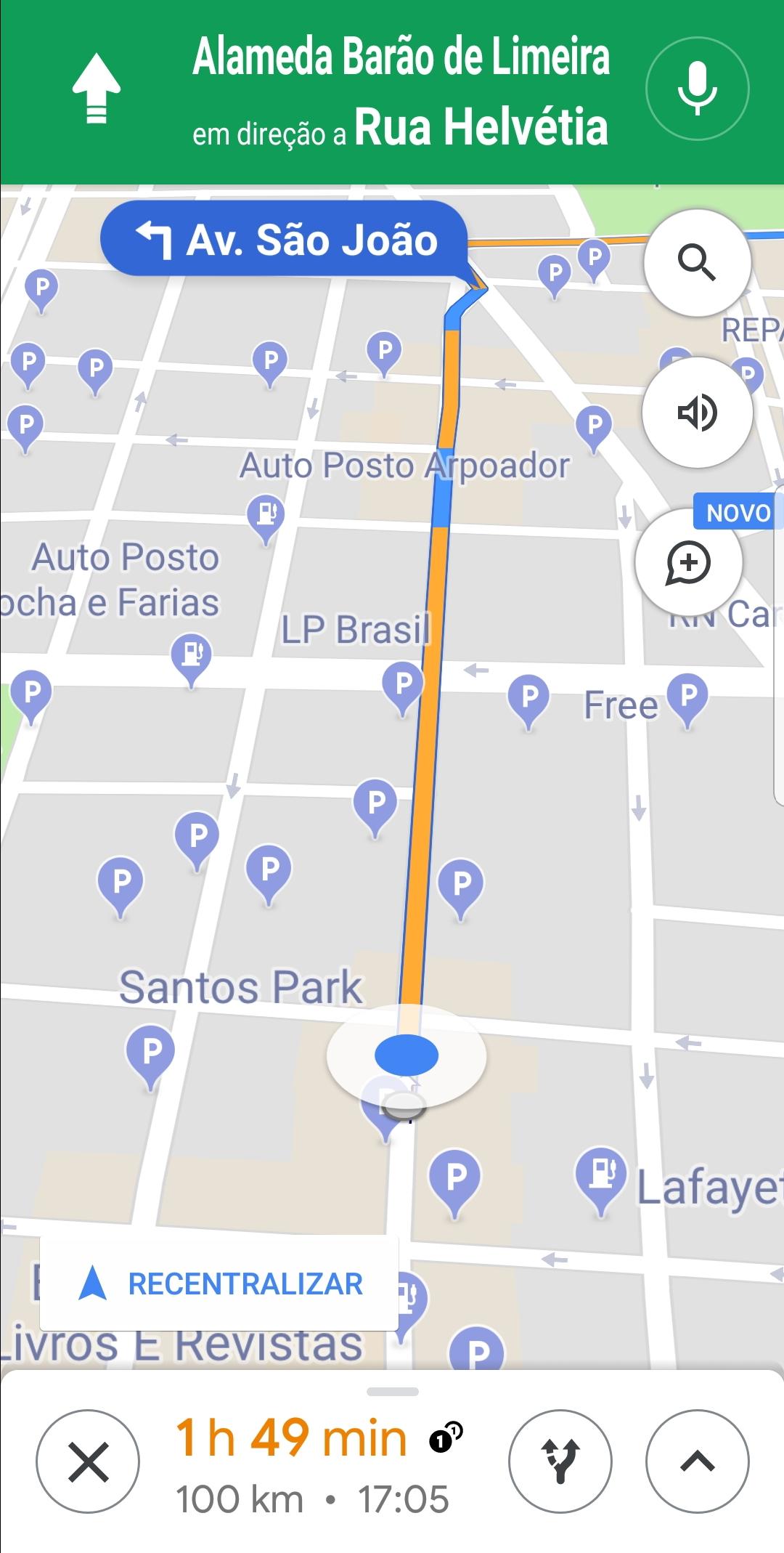 aplicativos para viagem - Google Maps
