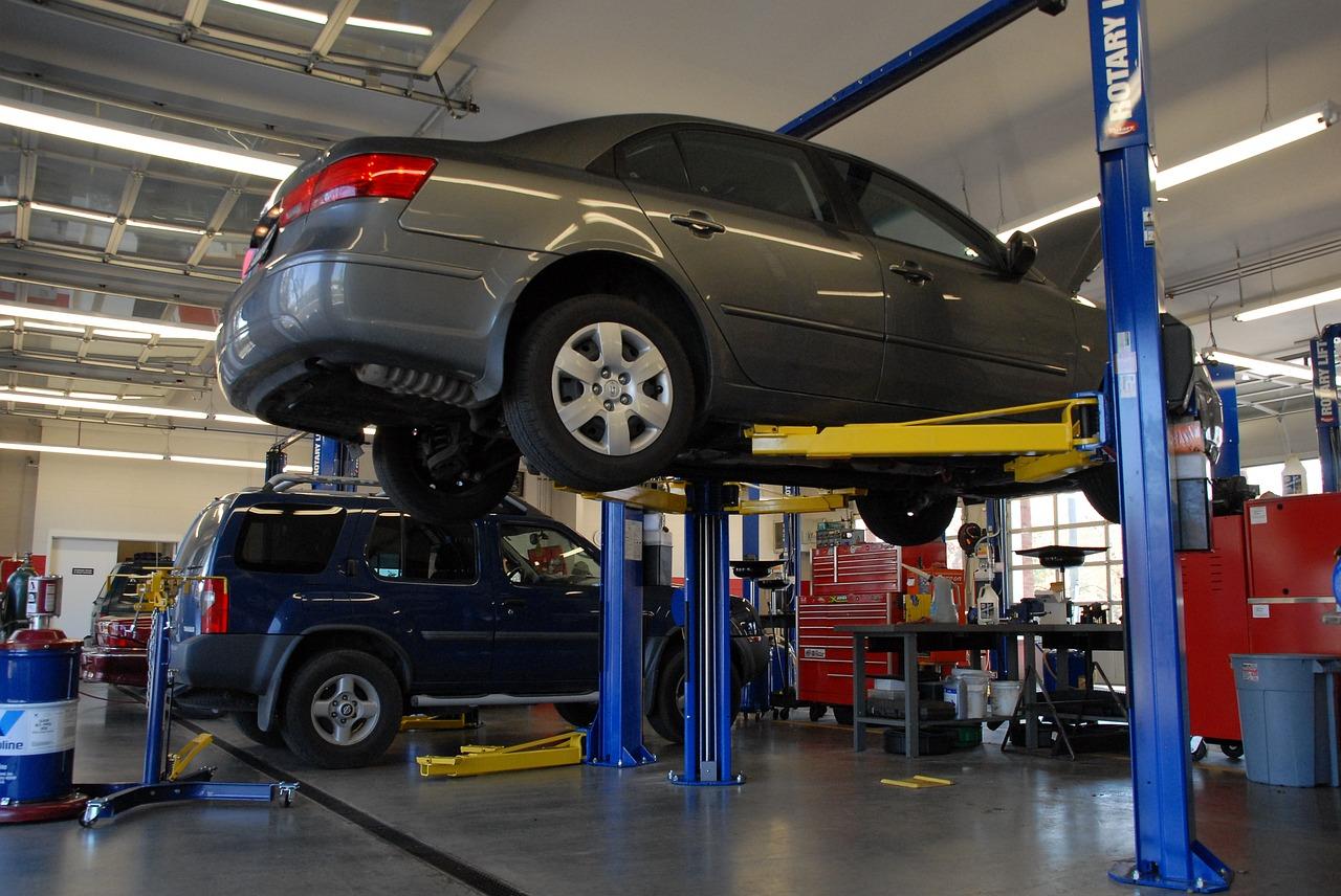 dirigir com segurança, manutenção