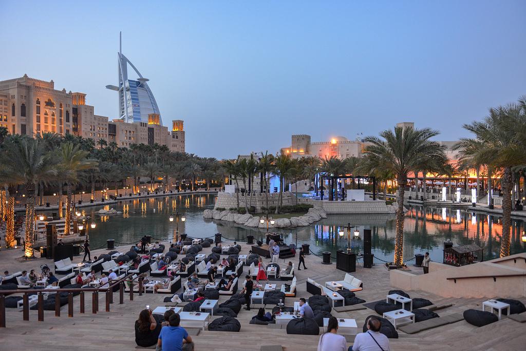pontos turísticos em Dubai - Souk Madinat Jumeirah