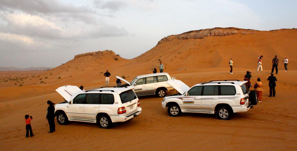 pontos turísticos em Dubai - Dubai Desert Safari