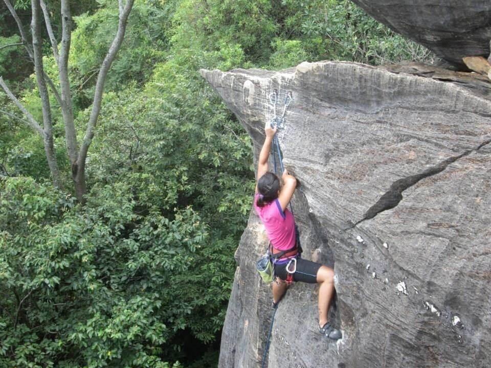 escaladas - outdoor - Serra do Cipó - Minas Gerais