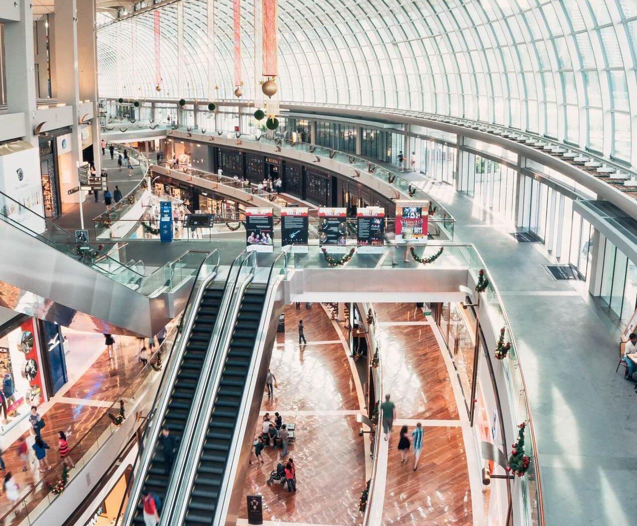 pontos turísticos em Dubai - Dubai Mall
