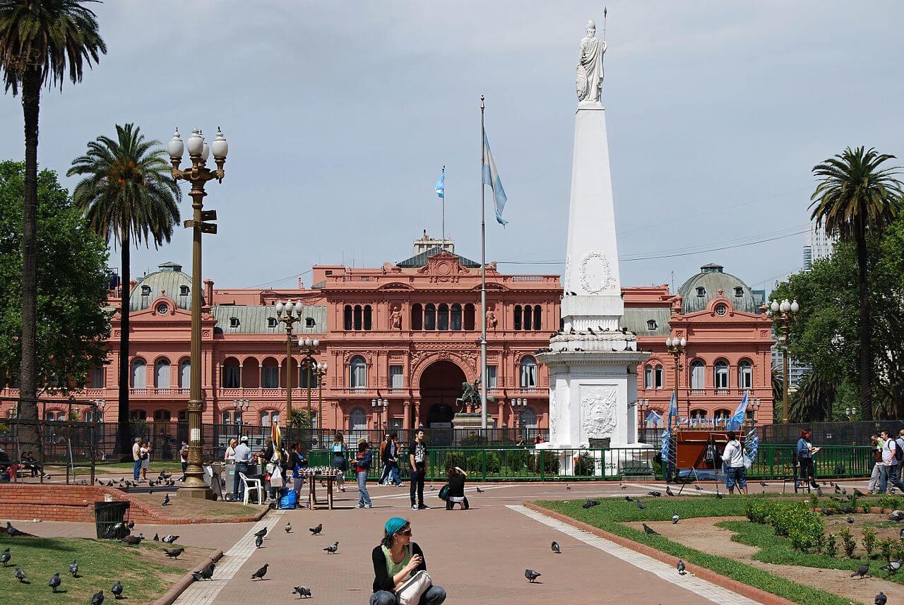 casa rosada pontos turísticos de Buenos Aires