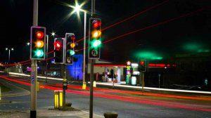 cores do semáforo