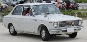 1º geração do Toyota Corolla