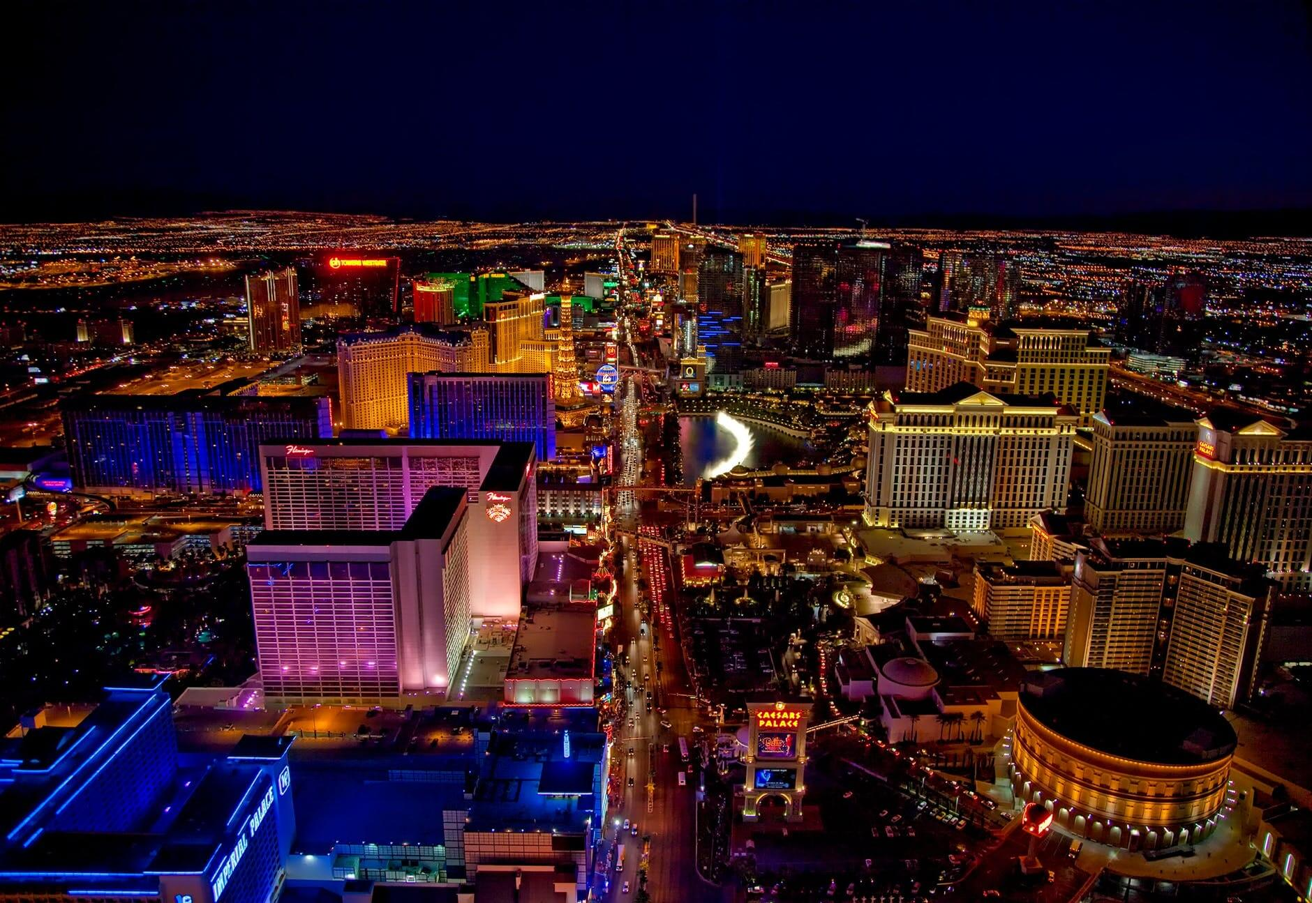 viagem para os Estados Unidos - Las Vegas – Nevada