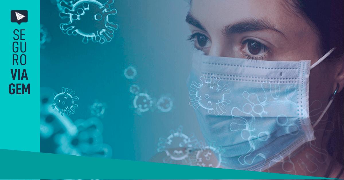 seguro viagem cobre coronavirus