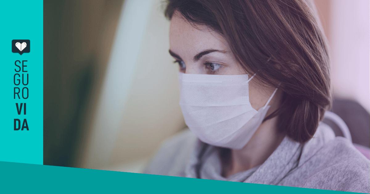 seguro de vida coronavírus