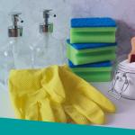 limpeza de casa coronavírus