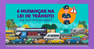 mudanças na lei de trânsito
